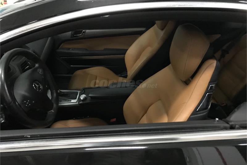 MERCEDES-BENZ Clase E Coupe E 250 CDI Blue Efficiency Avantg. 2p.